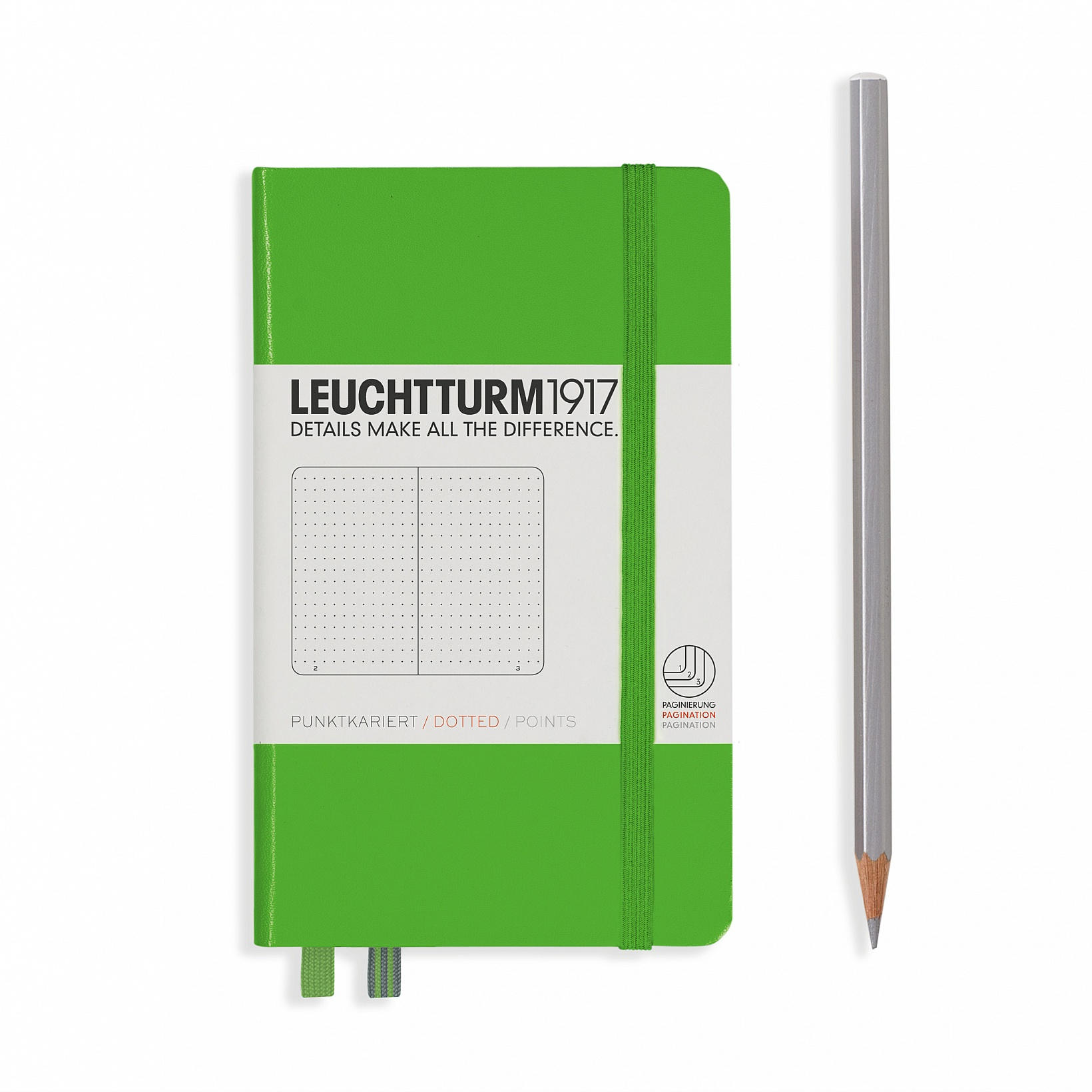 Notebooks Leuchtturm1917 - Pocket Size