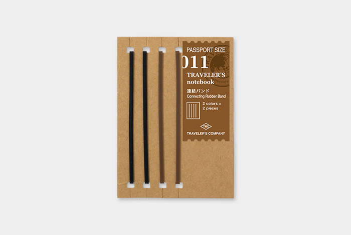 Traveler's Notebook recarga passport size 011