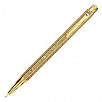 Lapiseira Ecridor Chevron Dourada, Caran d´Ache