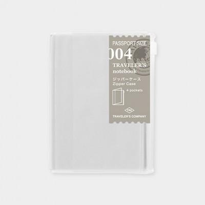 Traveler's Notebook recarga passport size 004