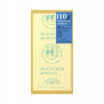 Traveler´s Notebook recarga regular size 010