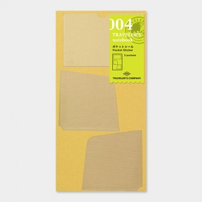 Traveler's Notebook  recarga regular size 004