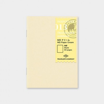 Traveler's Notebook recarga passport size 013