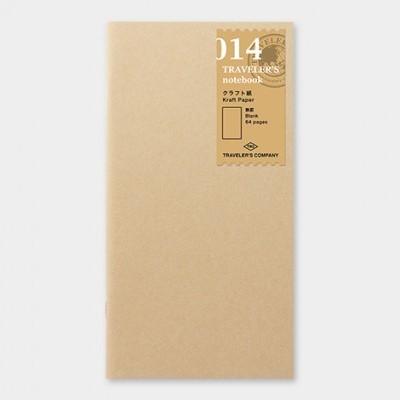 Traveler's Notebook  recarga regular size 014