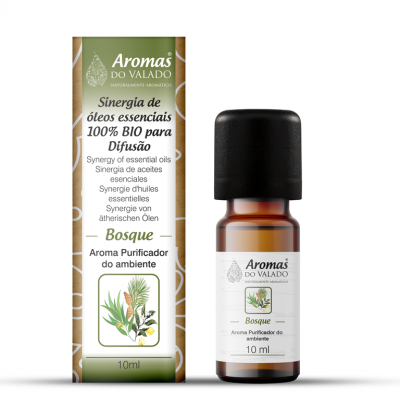 SINERGIA AROMA PURIFICADOR DO AMBIENTE 10 ML