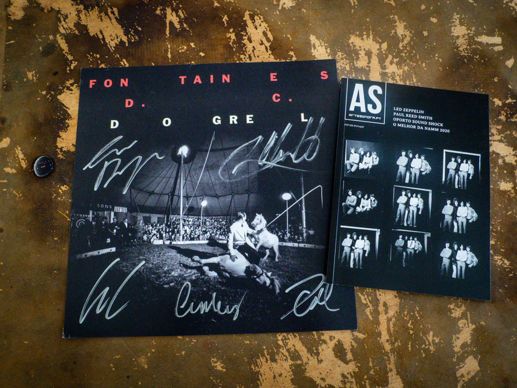 AS FONTAINES D.C. FAN PACK