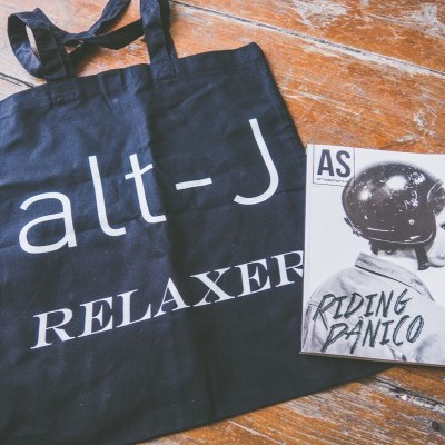 AS/ALT-J TOTE BAG