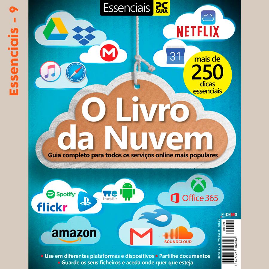 Essenciais PCGuia 09 - O Livro da Nuvem, Guia Completo