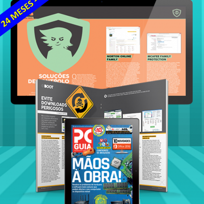 Assinatura Digital da Revista PCGuia (24 Meses)
