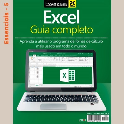 Essenciais PCGuia 05 - Guia Completo do Excel
