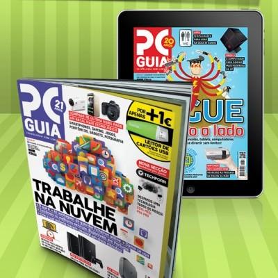 Assinatura 24 Meses Revista PCGuia (Papel + Digital)