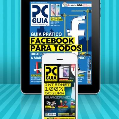 Assinatura 6 Meses Revista PCGuia (Papel + Digital)