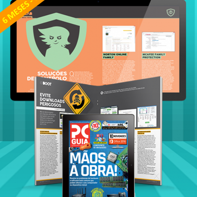 Assinatura Digital da Revista PCGuia (6 Meses)