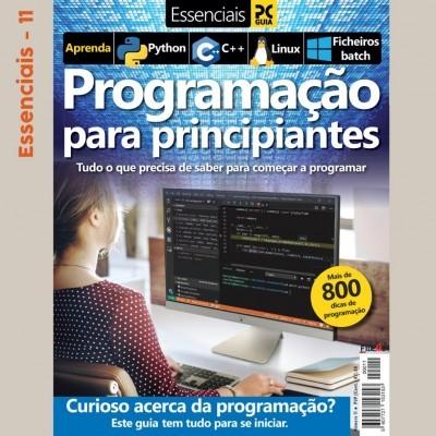 Essenciais PCGuia 11 - Programação para principiantes