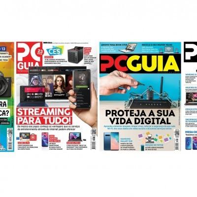 Edição Avulsa Revista PCGuia
