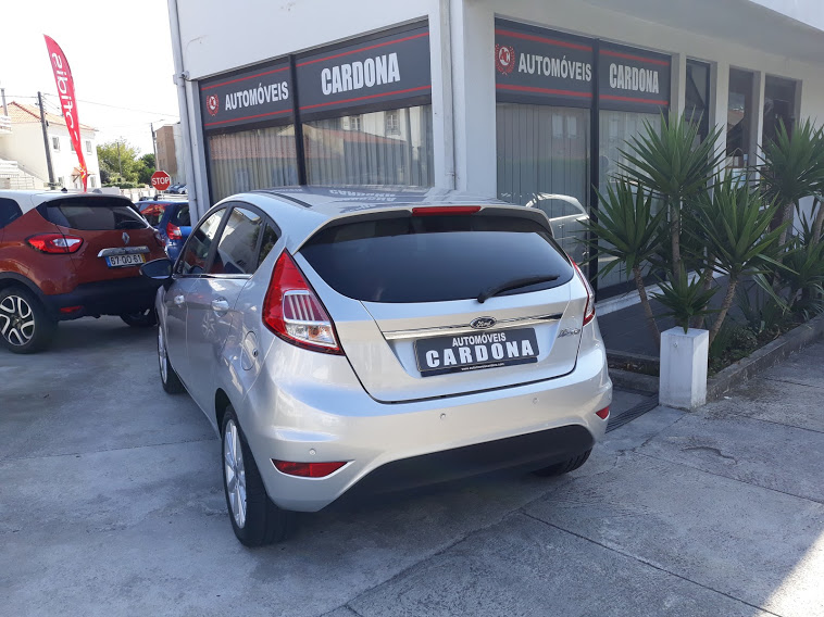 Ford Fiesta 1.0 Titanium 85cv