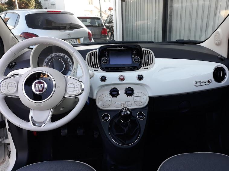 Fiat 500c 1.2 69cv