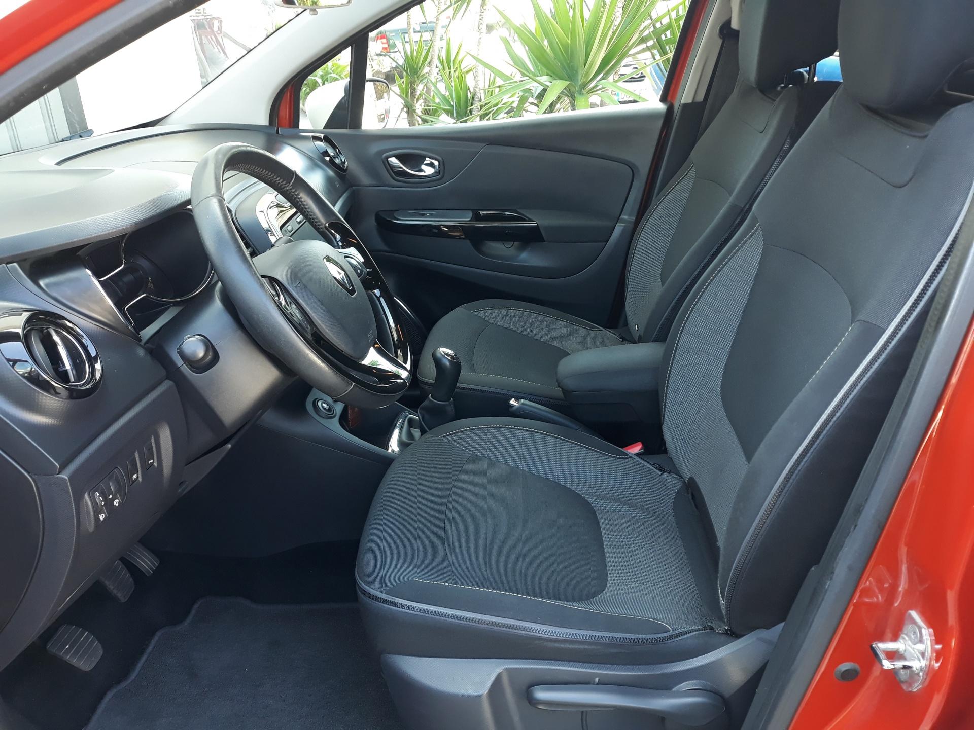 Renault Captur Exclusive 1.5 DCI