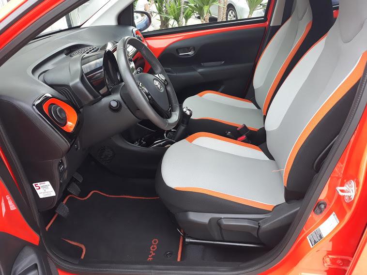 Toyota Aygo X-Cite 1.0 VVTi 69cv