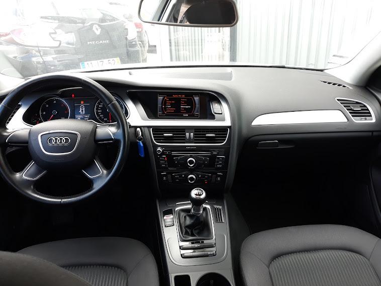 Audi A4 2.0 TDi Ultra 140cv