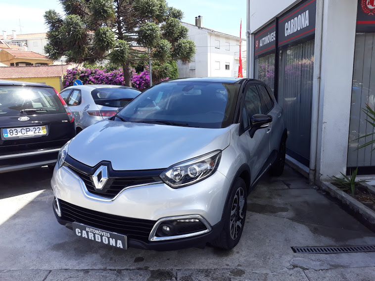 Renault Captur Intense 0.9 TCe 90cv