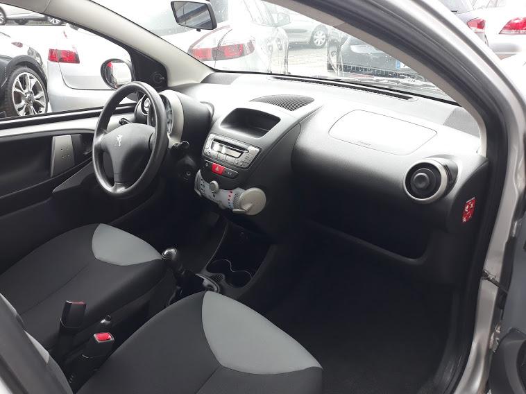 Peugeot 107 1.0 68cv