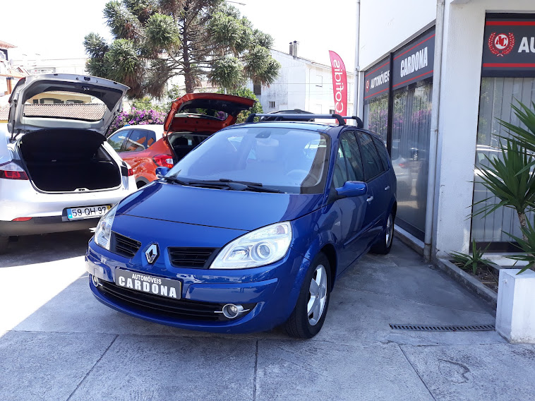 Renault Grand Scenic 1.5 DCi Luxe Privilége 105cv