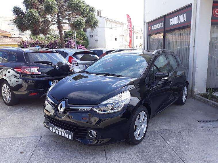 Renault Clio Sport Tourer 0.9 TCe 90cv