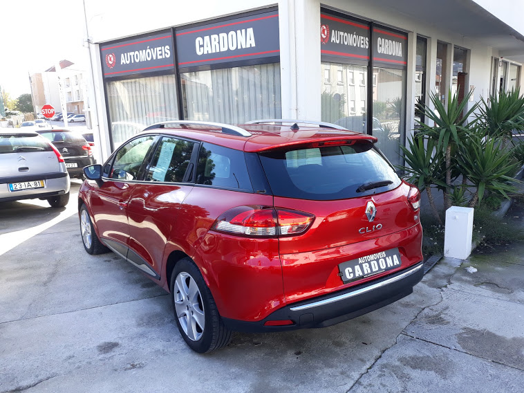 Renault Clio St 0.9 Tce Dynamic