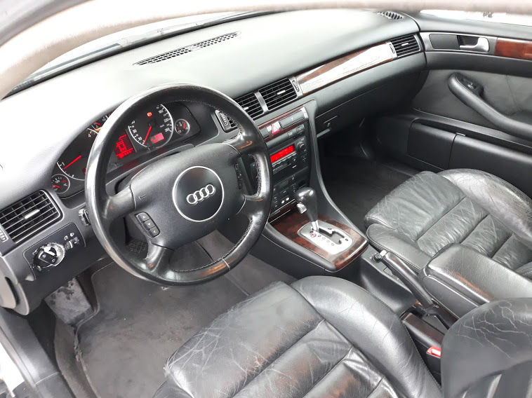 Audi A6 Avant 2.5 TDi Quattro 180cv