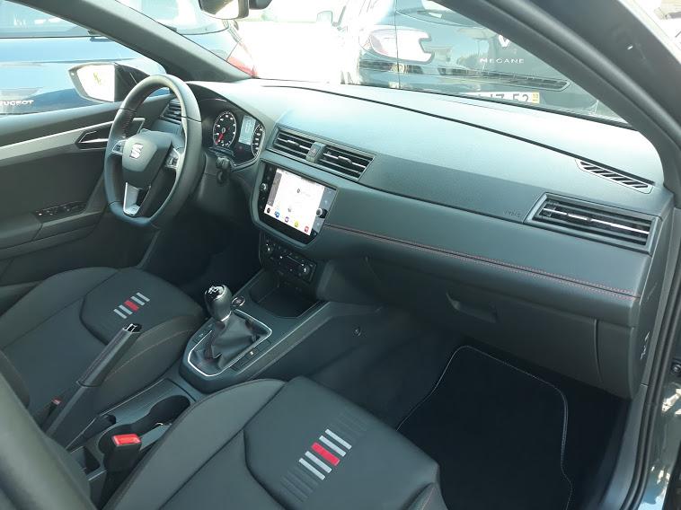 Seat Ibiza FR 1.0 TSi 95cv