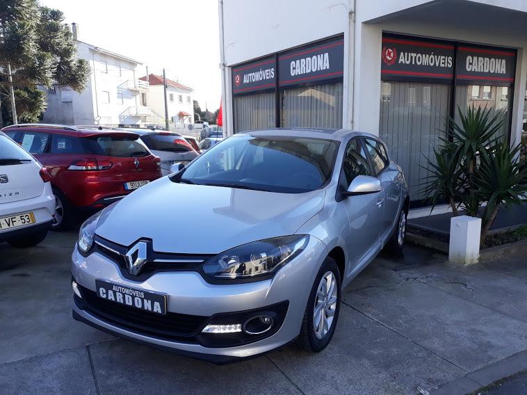 Renault Megane Dynamique 1.5 DCi 110cv