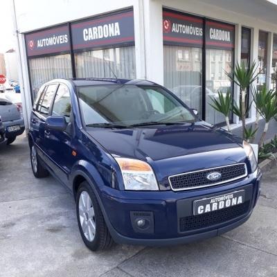 Ford Fusion 1.25 Plus 75cv