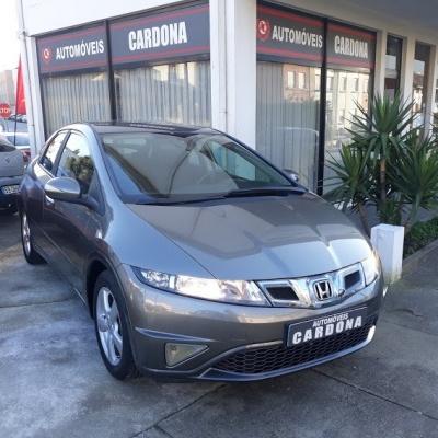 Honda Civic 1.4 I-VTEC Elegance 100cv