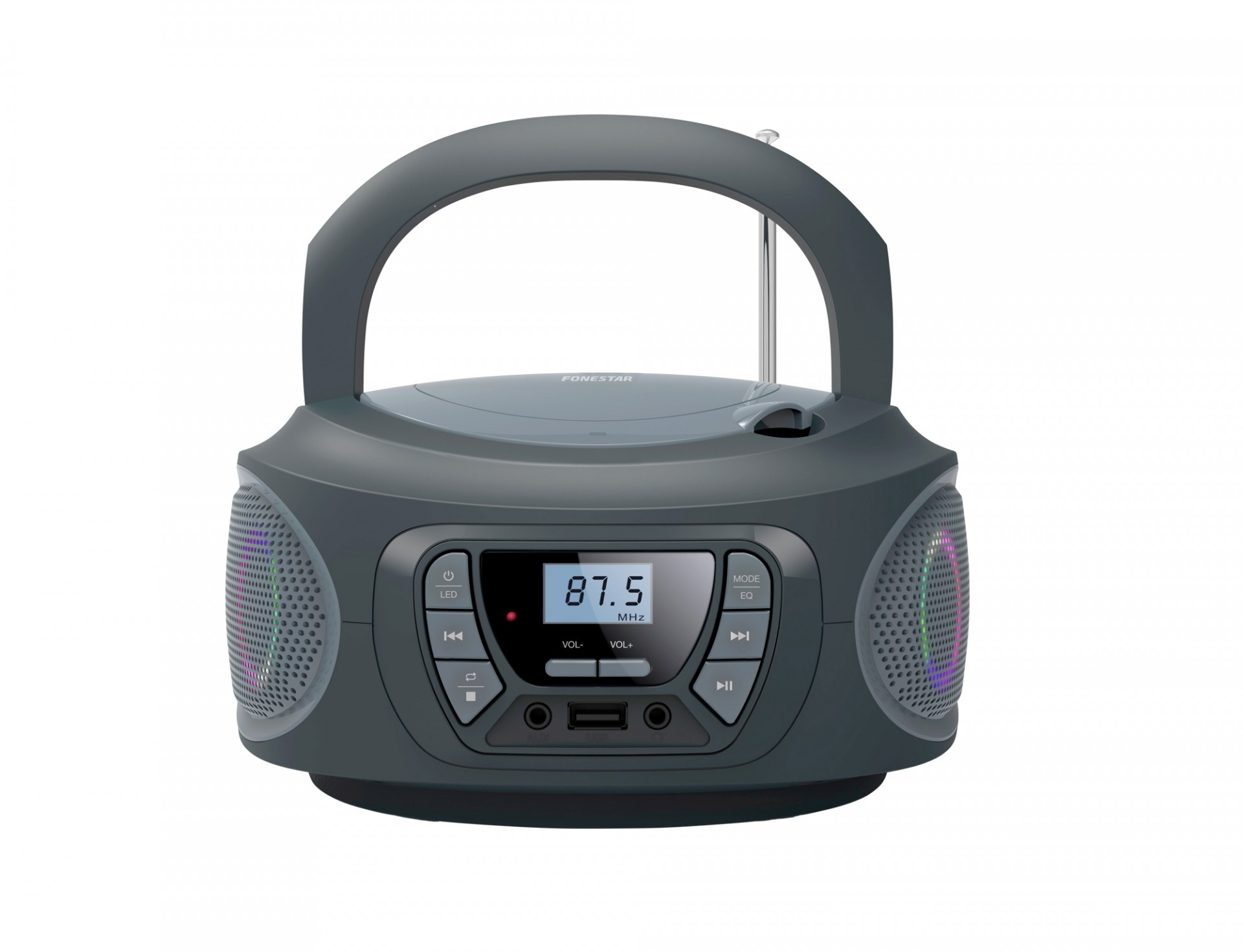 BOOM-ONE-G FONESTAR RÁDIO CD USB