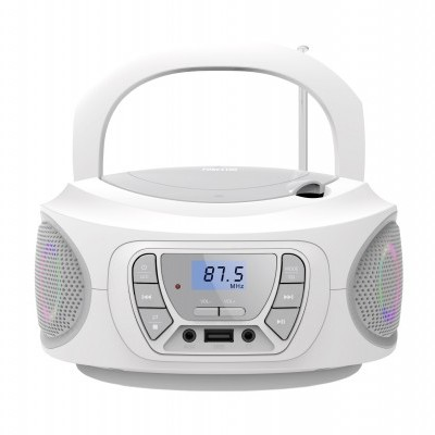 BOOM-ONE-B FONESTAR RÁDIO CD USB