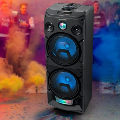 M-1935 DJ PARTY BOX 400W Bluetooth MUSE