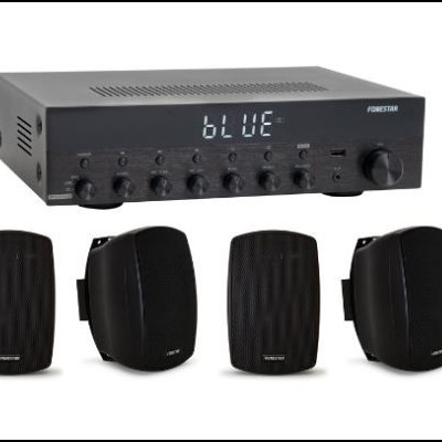 KIT DE SOM AS-6060 + ELIPSE-4