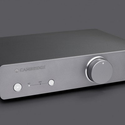 DUO Pré Amplificador PHONO MM/MC CAMBRIDGE AUDIO