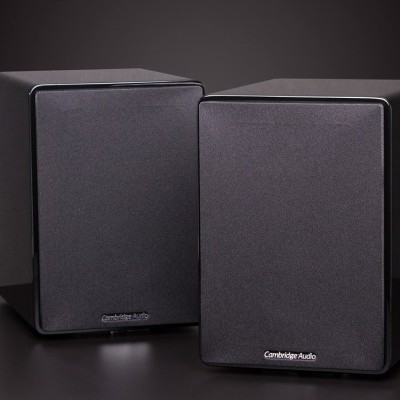 MINX XL BLACK Par de Colunas Cambridge Audio