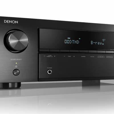AVR-X250BT Receiver AV 5.1 Com Bluetooth DENON