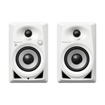 DM-40BTW par de Mini Monitores de Estúdio PIONEER DJ