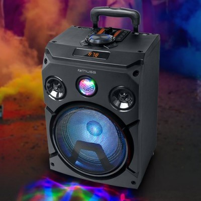 M-1915 DJ PARTY BOX Bluetooth MUSE