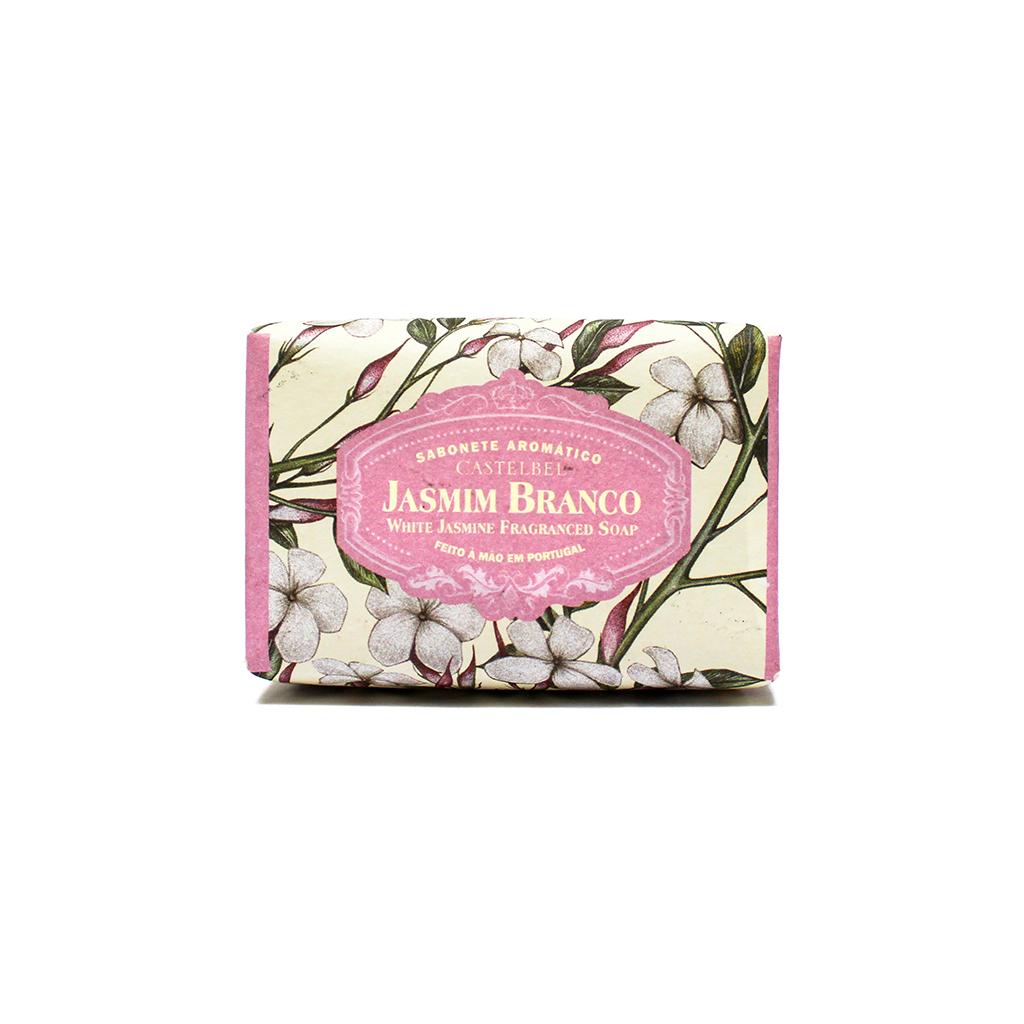 Castelbel - Sabonete Aromático Jasmim Branco 40g