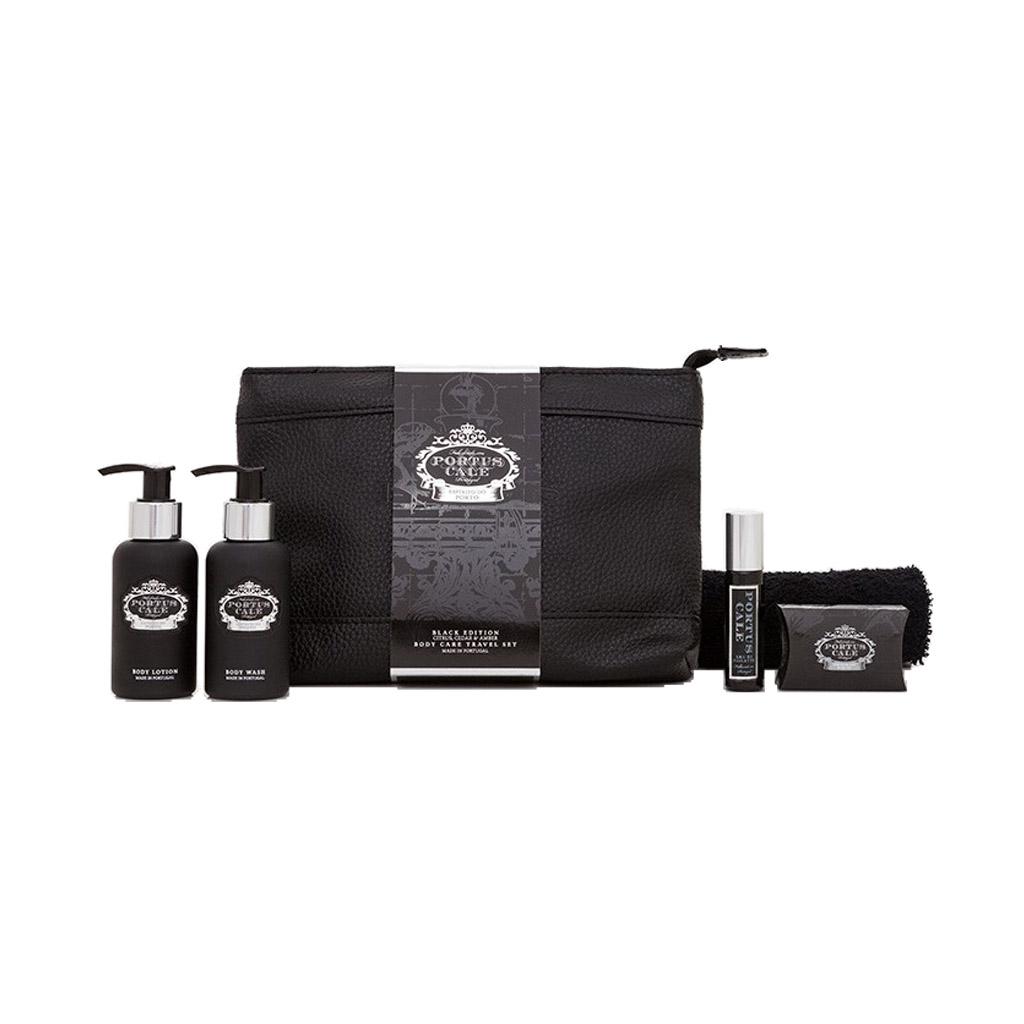 Castelbel Portus Cale - Kit de Viagem Black Edition