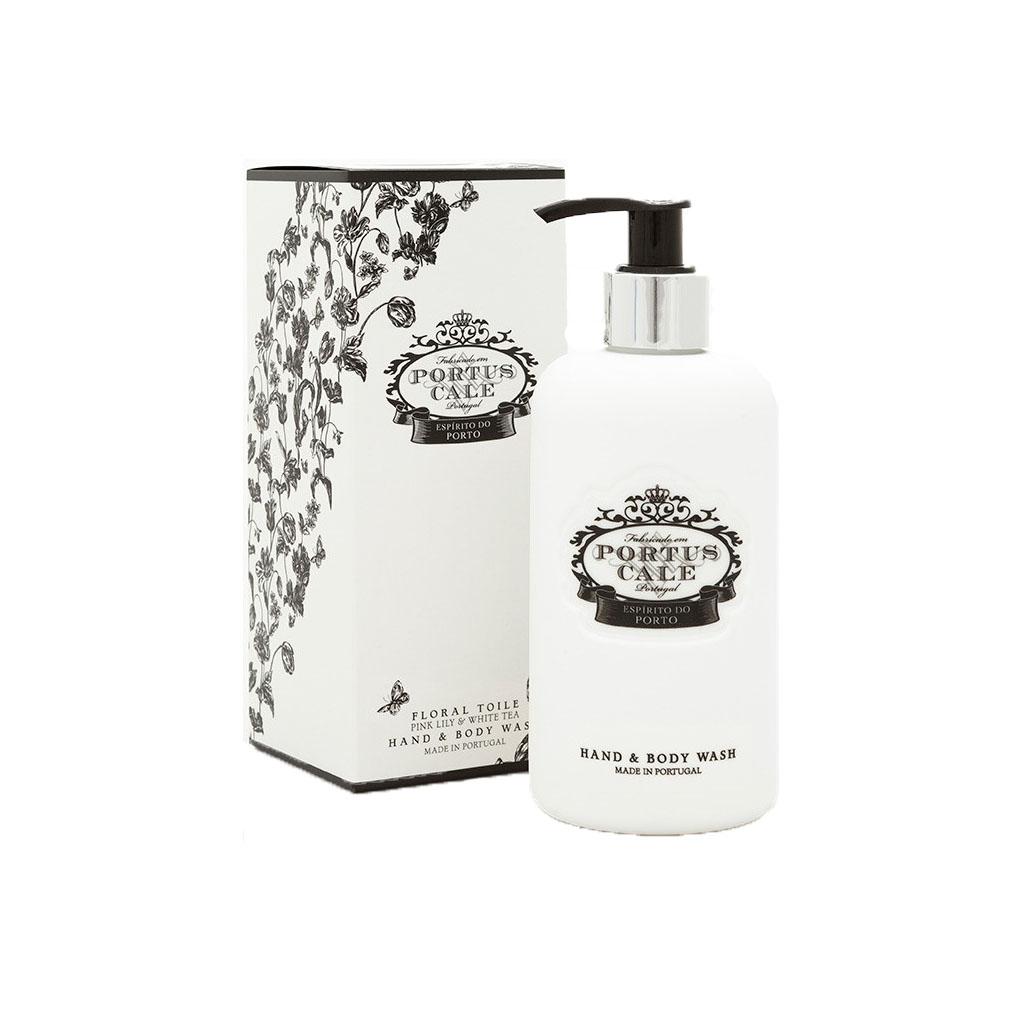 Castelbel Portus Cale - Gel para Mãos e Corpo Floral Toile