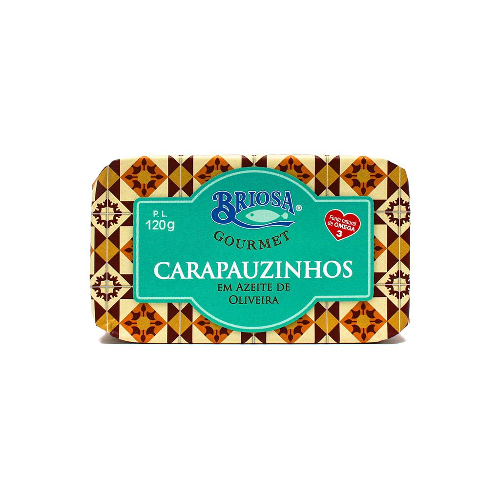 Briosa Gourmet - Carapauzinhos