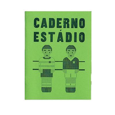 Publicações Serrote - Caderno Estádio