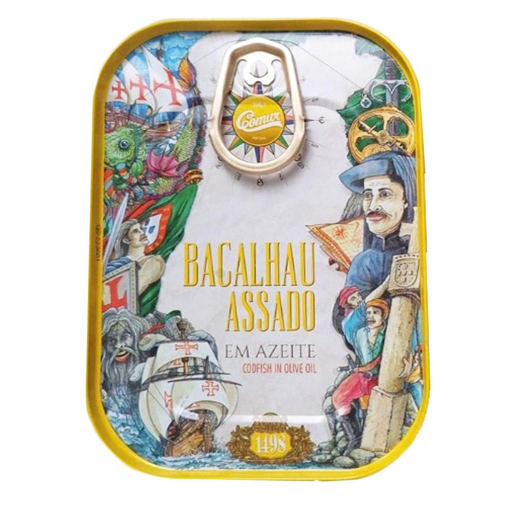 Comur - Bacalhau Assado em Azeite