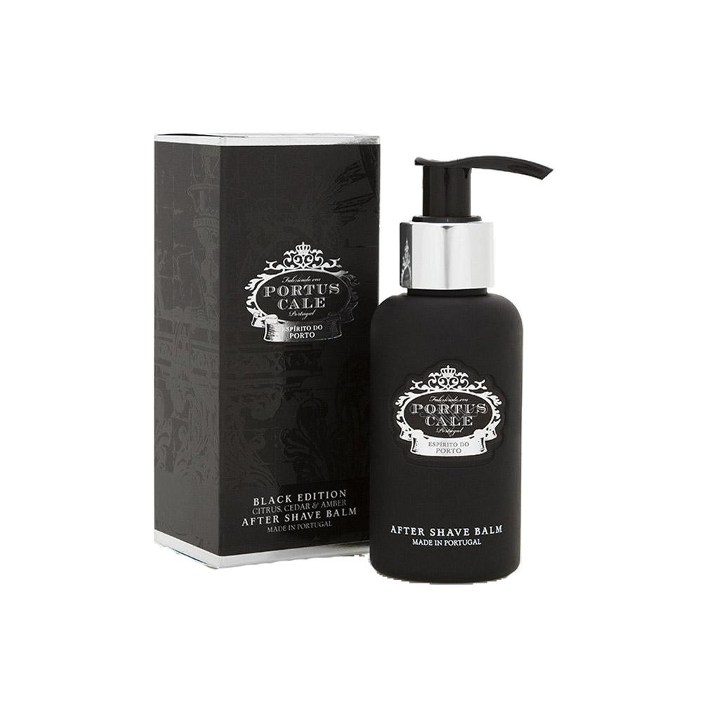 Castelbel Portus Cale - Bálsamo After Shave Black Edition